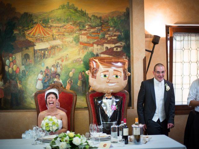 Il matrimonio di Giorgio e Daniela a Montevecchia, Lecco 9
