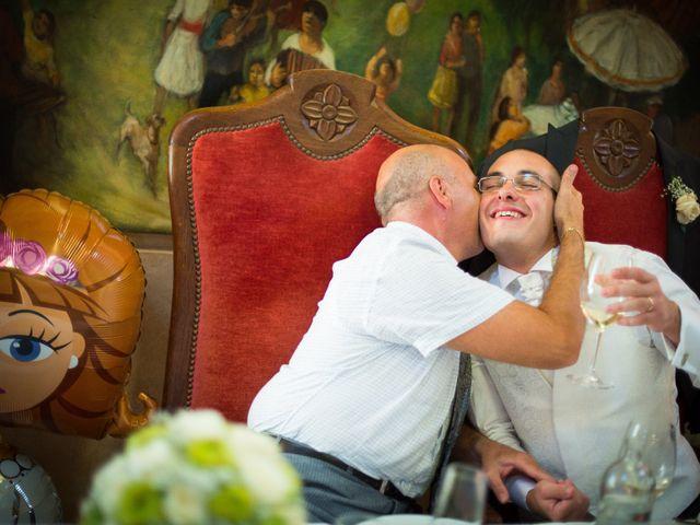 Il matrimonio di Giorgio e Daniela a Montevecchia, Lecco 10