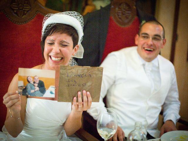 Il matrimonio di Giorgio e Daniela a Montevecchia, Lecco 11