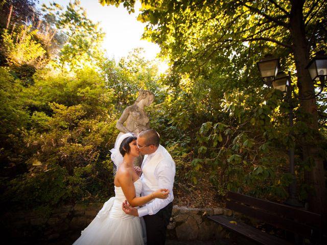 Il matrimonio di Giorgio e Daniela a Montevecchia, Lecco 14