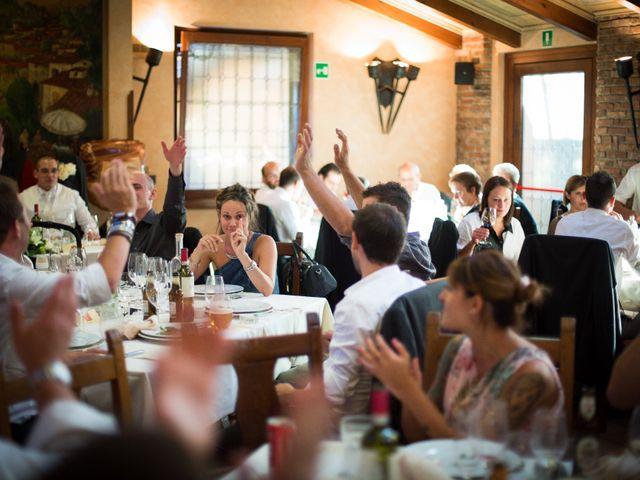 Il matrimonio di Giorgio e Daniela a Montevecchia, Lecco 15
