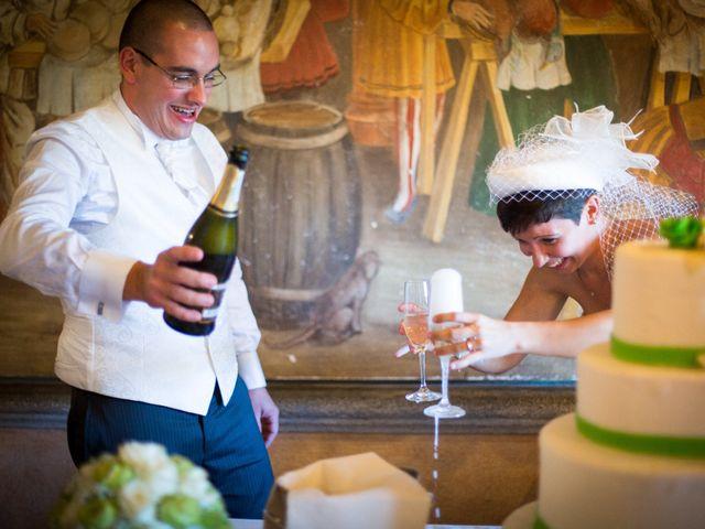 Il matrimonio di Giorgio e Daniela a Montevecchia, Lecco 17
