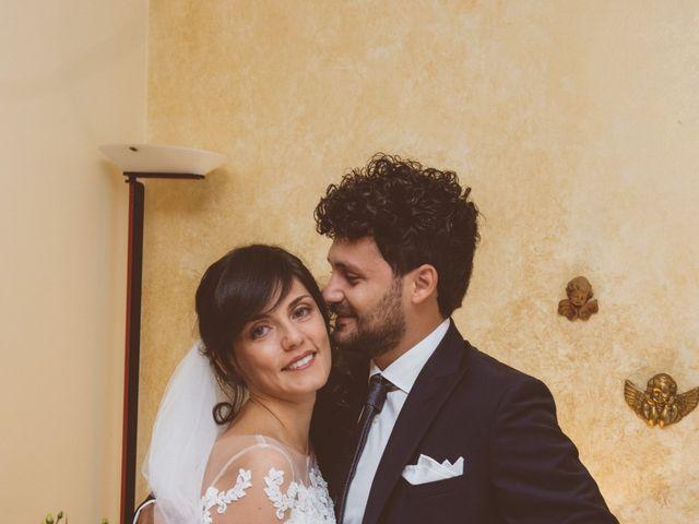 Il matrimonio di Matteo e Martina a Terno d'Isola, Bergamo 11