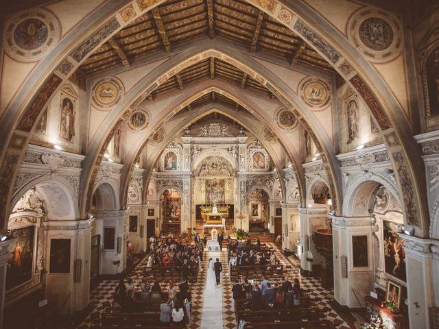 Il matrimonio di Matteo e Martina a Terno d'Isola, Bergamo 19