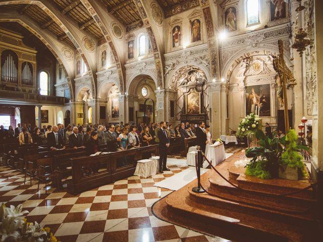 Il matrimonio di Matteo e Martina a Terno d'Isola, Bergamo 20