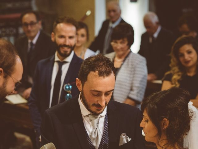 Il matrimonio di Matteo e Martina a Terno d'Isola, Bergamo 26