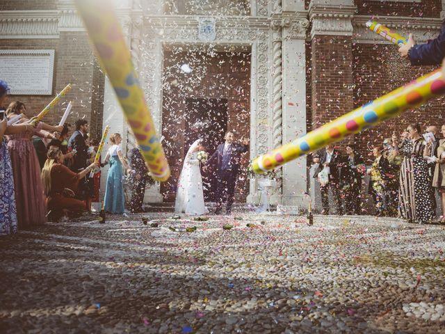 Il matrimonio di Matteo e Martina a Terno d'Isola, Bergamo 32