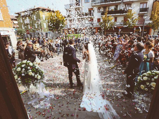 Il matrimonio di Matteo e Martina a Terno d'Isola, Bergamo 33