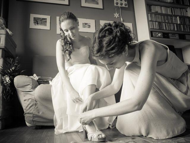Il matrimonio di Daniele e Giulia a Cucciago, Como 9