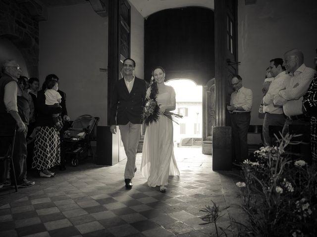 Il matrimonio di Daniele e Giulia a Cucciago, Como 12