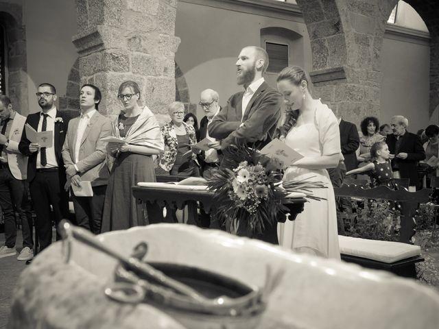 Il matrimonio di Daniele e Giulia a Cucciago, Como 13