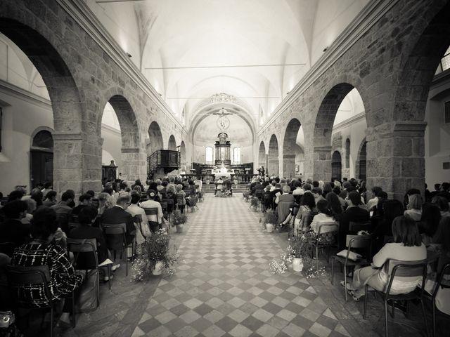 Il matrimonio di Daniele e Giulia a Cucciago, Como 14