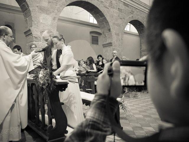 Il matrimonio di Daniele e Giulia a Cucciago, Como 15