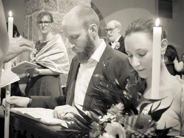 Il matrimonio di Daniele e Giulia a Cucciago, Como 16