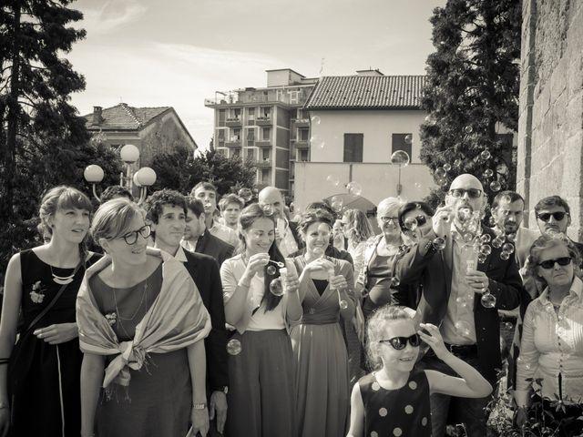 Il matrimonio di Daniele e Giulia a Cucciago, Como 21