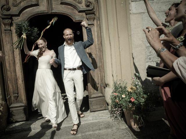 Il matrimonio di Daniele e Giulia a Cucciago, Como 22