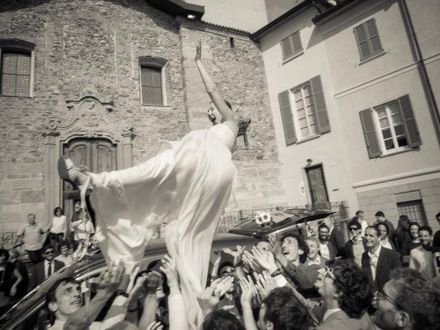 Il matrimonio di Daniele e Giulia a Cucciago, Como 2