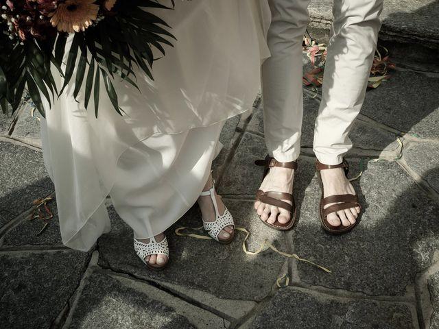 Il matrimonio di Daniele e Giulia a Cucciago, Como 26