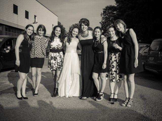 Il matrimonio di Daniele e Giulia a Cucciago, Como 29