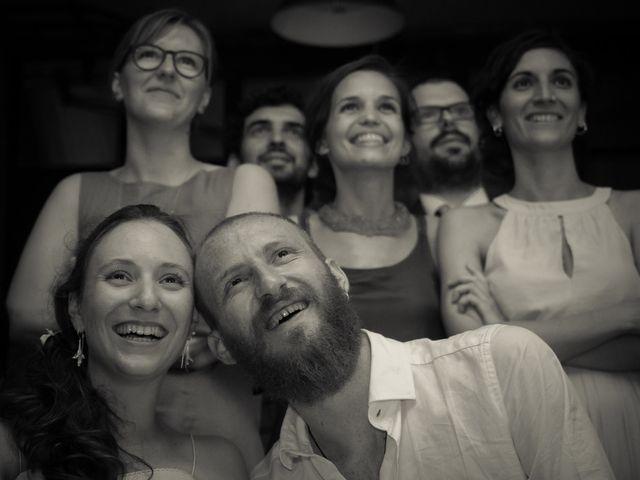 Il matrimonio di Daniele e Giulia a Cucciago, Como 33