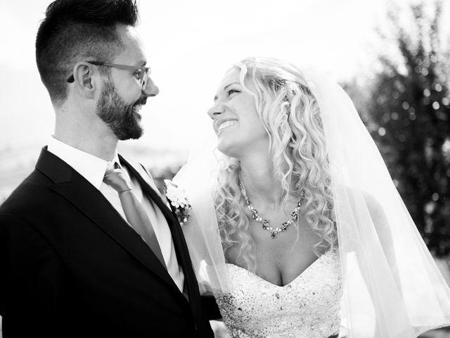Il matrimonio di Daniele e Annika a Montagna-Montan, Bolzano 3