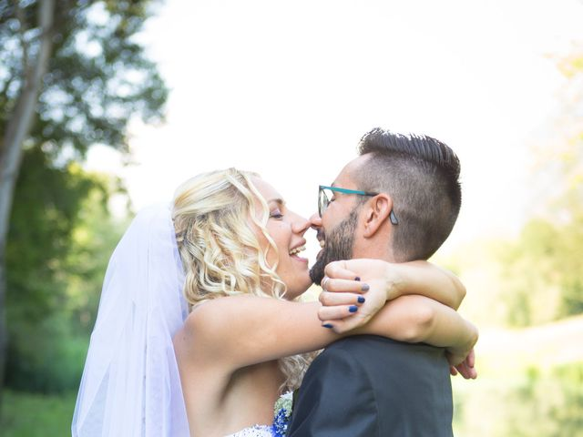 Il matrimonio di Daniele e Annika a Montagna-Montan, Bolzano 4