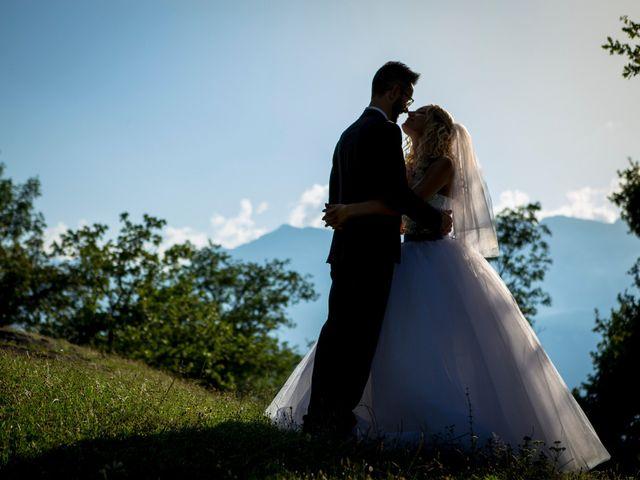Il matrimonio di Daniele e Annika a Montagna-Montan, Bolzano 5