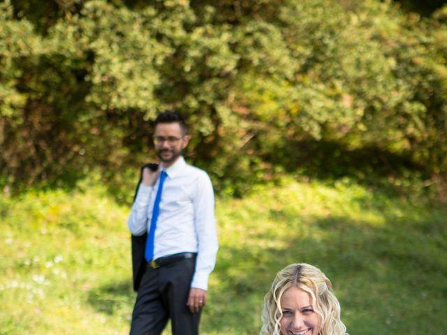 Il matrimonio di Daniele e Annika a Montagna-Montan, Bolzano 6