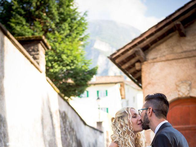 Il matrimonio di Daniele e Annika a Montagna-Montan, Bolzano 1