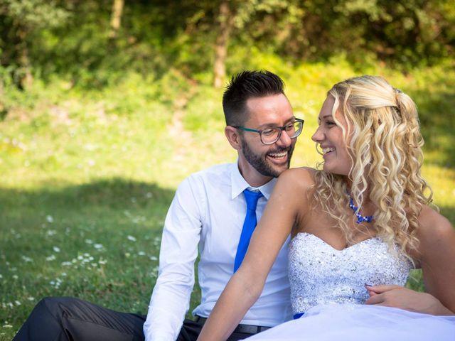 Il matrimonio di Daniele e Annika a Montagna-Montan, Bolzano 8