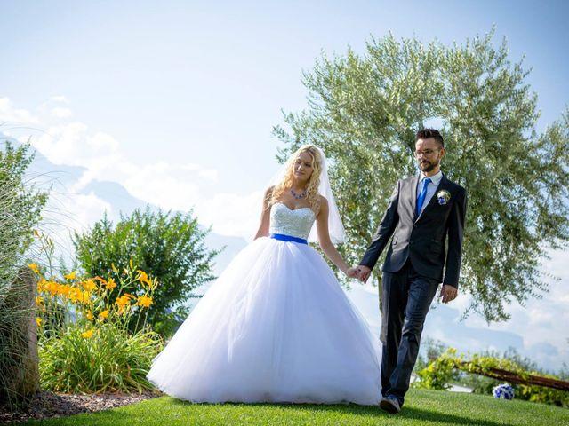Il matrimonio di Daniele e Annika a Montagna-Montan, Bolzano 9