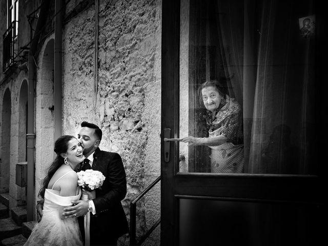 Le nozze di Manuel e Prisca