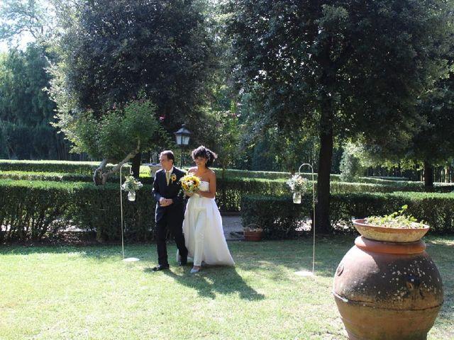 Il matrimonio di Andrea e Mabel a Arezzo, Arezzo 1