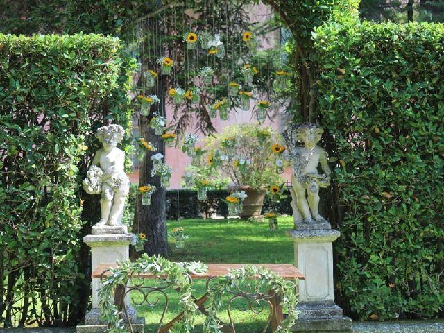 Il matrimonio di Andrea e Mabel a Arezzo, Arezzo 4