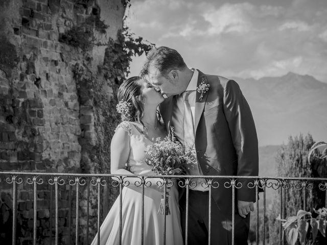 Il matrimonio di Alessandro e Alexandra a Crescentino, Vercelli 34