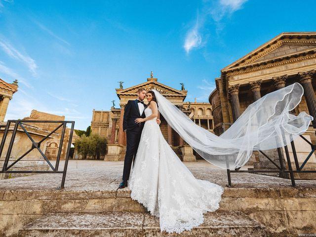 Le nozze di Matteo e Simona