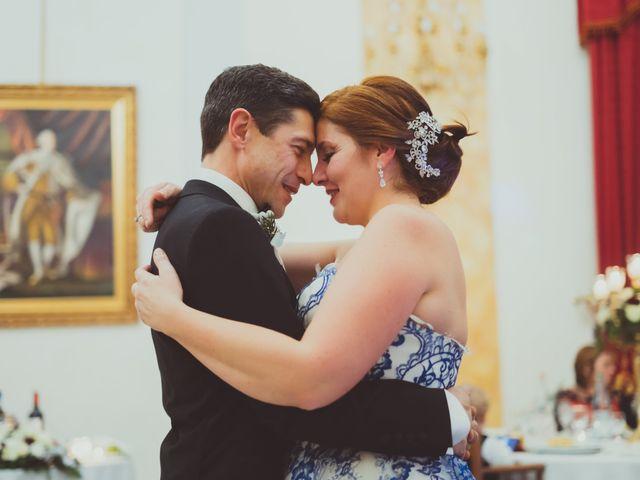 Le nozze di Roberta e Gianmarco