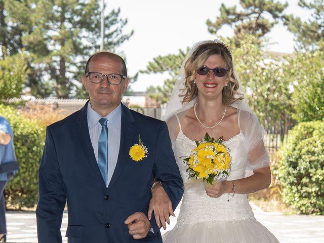 Il matrimonio di William e Daniela a Pandino, Cremona 8