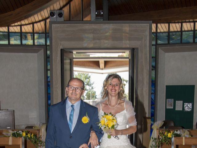 Il matrimonio di William e Daniela a Pandino, Cremona 9
