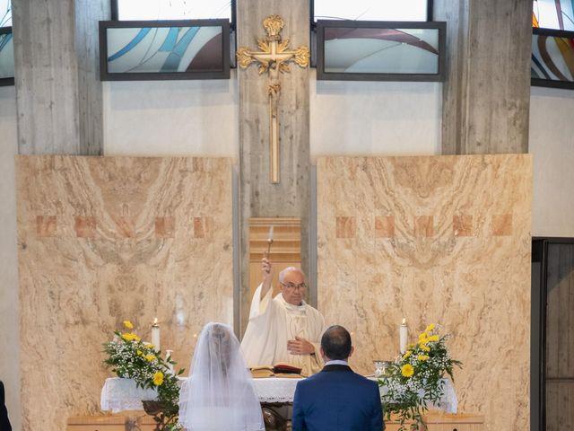 Il matrimonio di William e Daniela a Pandino, Cremona 10