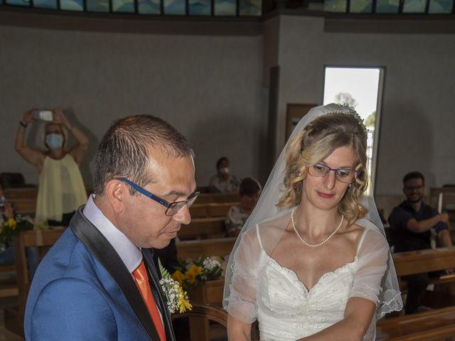 Il matrimonio di William e Daniela a Pandino, Cremona 12
