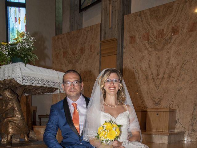 Il matrimonio di William e Daniela a Pandino, Cremona 13