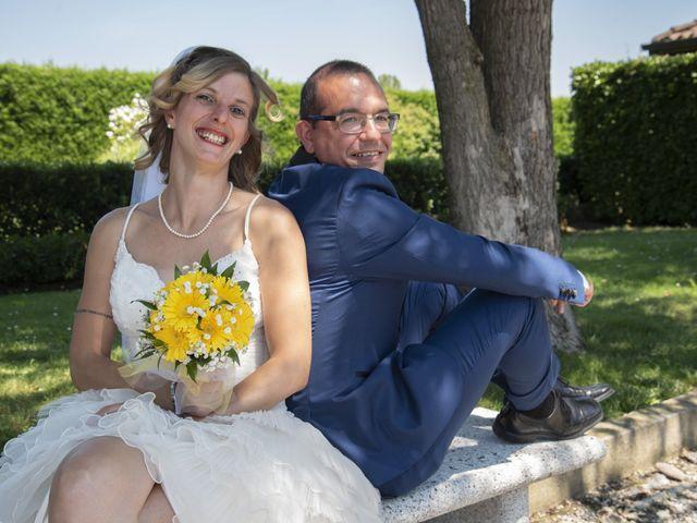 Il matrimonio di William e Daniela a Pandino, Cremona 16