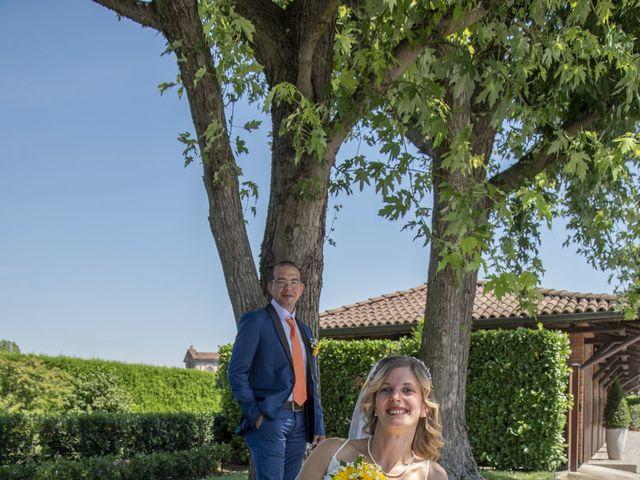 Il matrimonio di William e Daniela a Pandino, Cremona 17