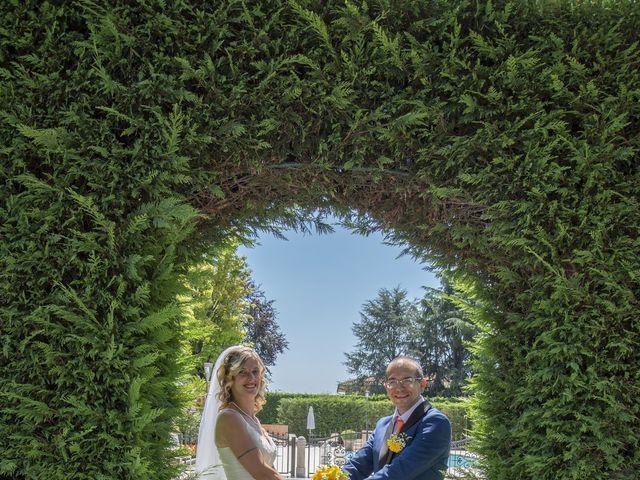 Il matrimonio di William e Daniela a Pandino, Cremona 19