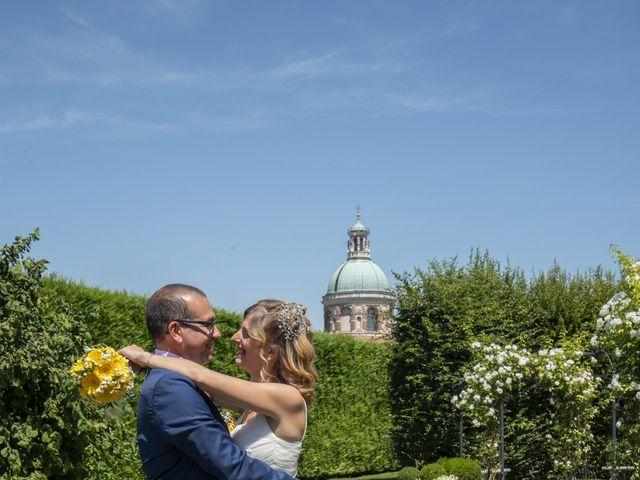 Il matrimonio di William e Daniela a Pandino, Cremona 20
