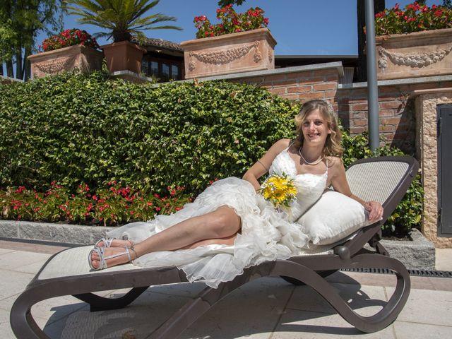 Il matrimonio di William e Daniela a Pandino, Cremona 23