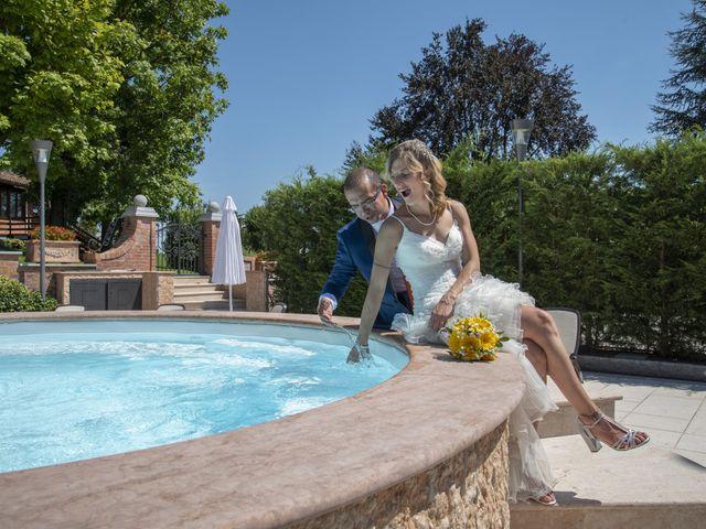Il matrimonio di William e Daniela a Pandino, Cremona 24