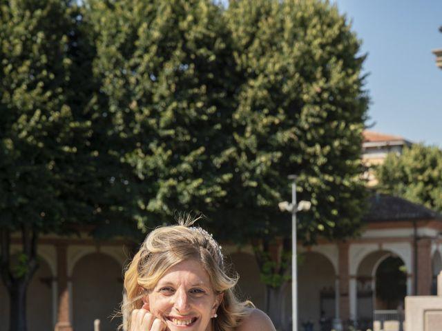 Il matrimonio di William e Daniela a Pandino, Cremona 28