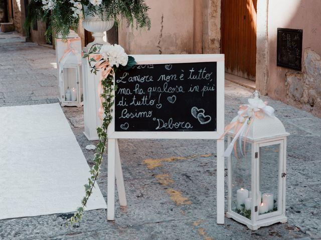 Il matrimonio di Deborah e Cosimo a Bitritto, Bari 5